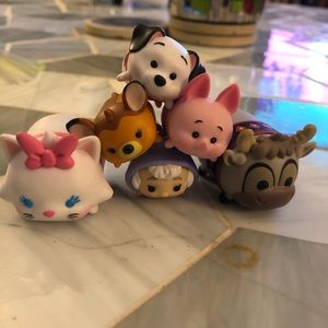 Disney Tsum Tsum Figurines